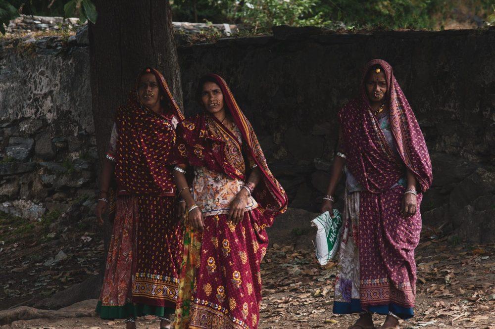 sarees used in fashion