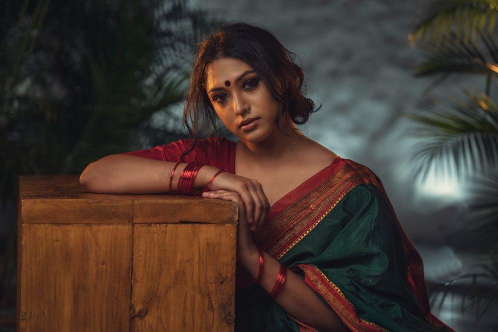 make up tips with sarees
